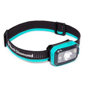 Black Diamond Revolt 350 Pandelampe, aqua blue